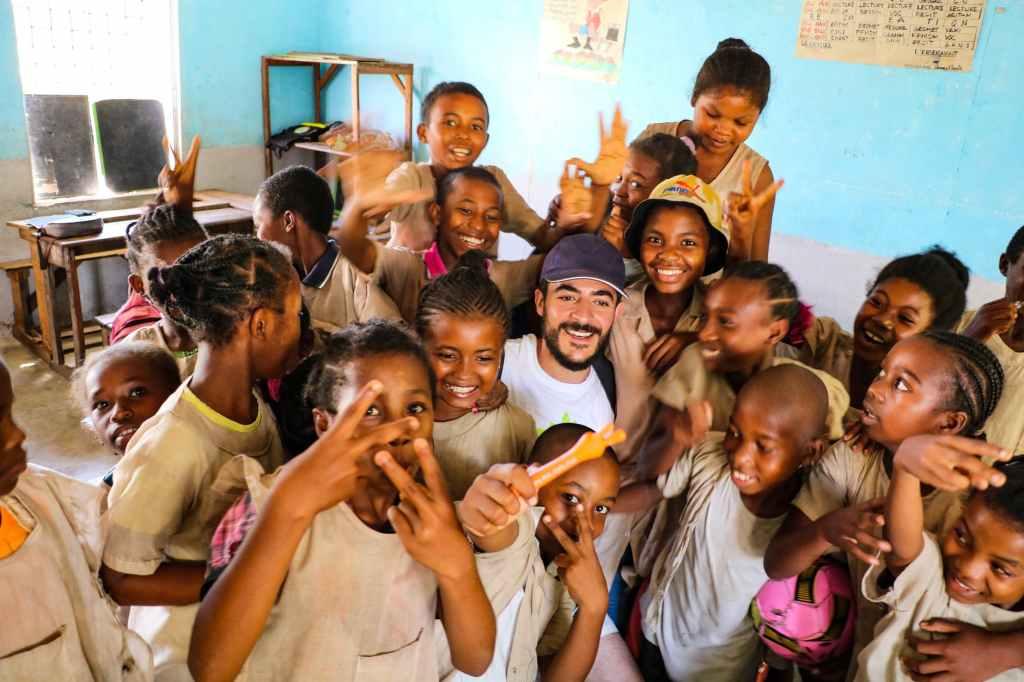 Teaching abroad is rewarding