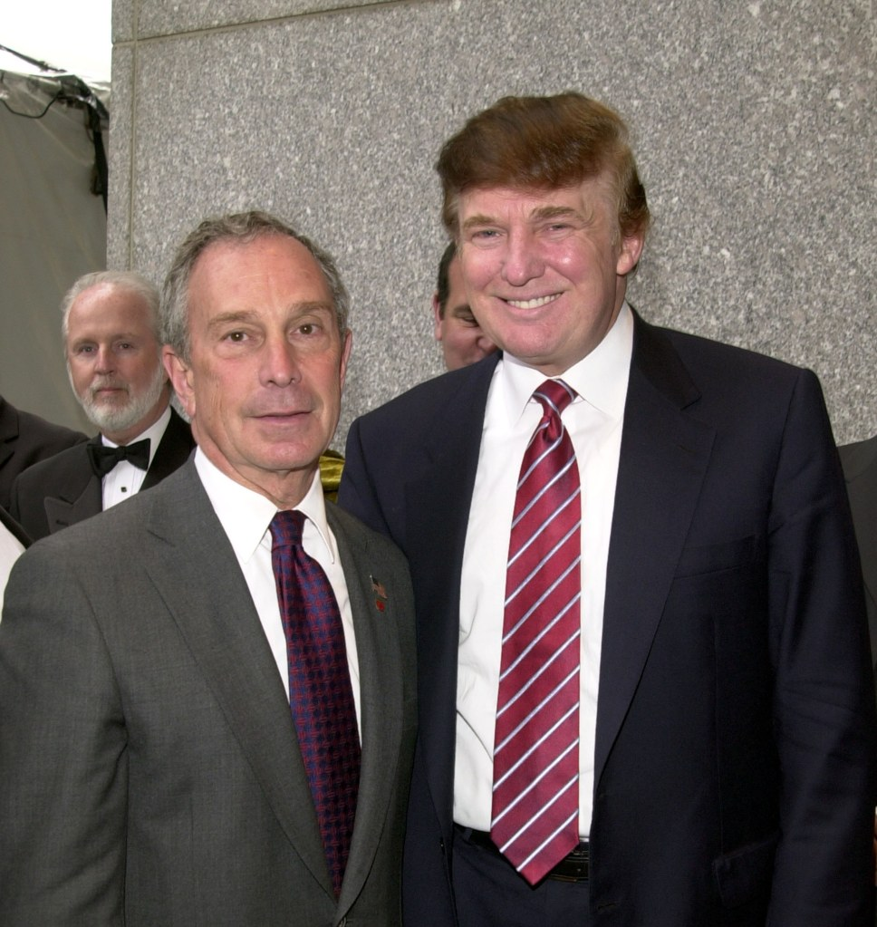 Trump 2.0: Meet Michael Bloomberg