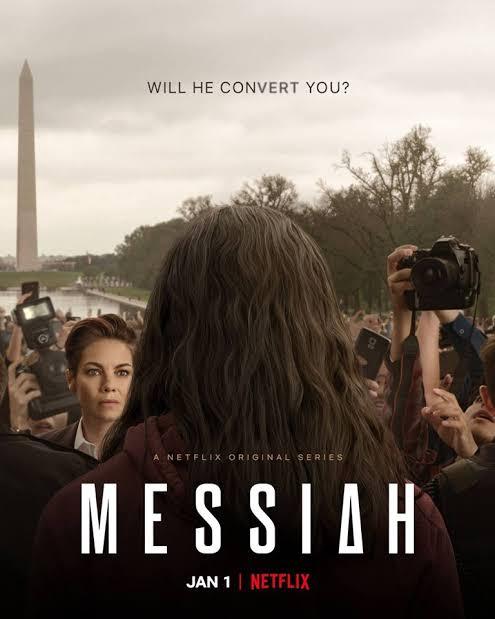 Netflix's Messiah poster