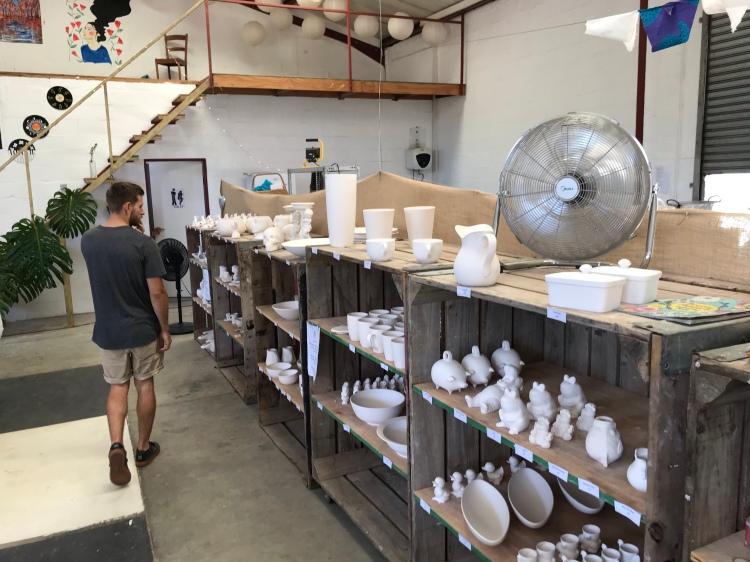 Stellenbosch Hotspots: Ceramic Café