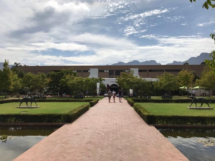 Stellenbosch Hotspots: Lourensford Market