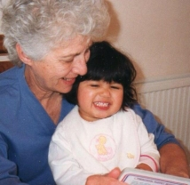 Diane lost ger grandmother to coronavirus and is processing grief